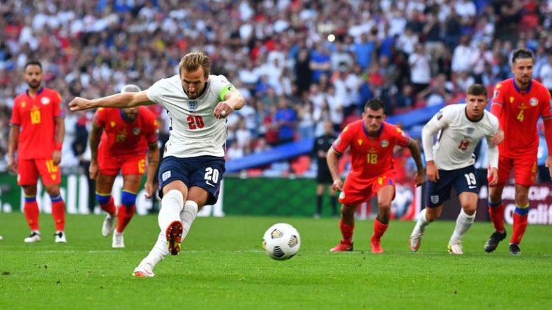 Общество: Англия обыграла Андорру в матче квалификации чемпионата мира — 2022