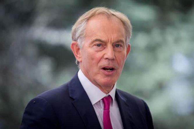 Общество: Бывший премьер Великобритании Тони Блэр предупредил об угрозе биотерроризма и мира