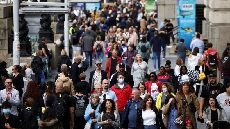 Общество: В Британии за сутки выявили более 41 тысячи случаев коронавируса