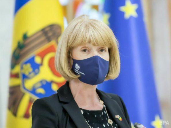 Общество: В Великобритании призвали Россию освободить Джелялова и всех украинских политзаключенных