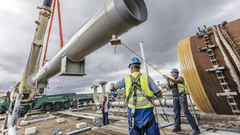 Общество: Daily Express: Британия столкнется с нормированием газа после начала работы «СП — 2»