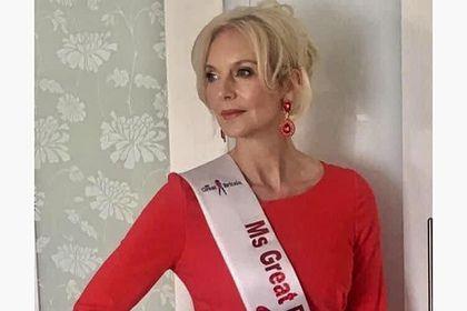 Общество: 53-летняя женщина вышла в финал конкурса красоты в Британии