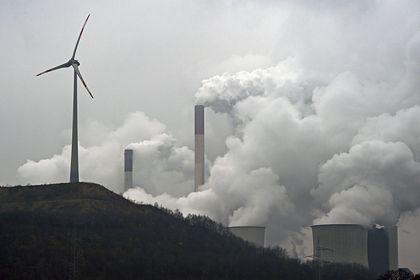 Общество: Слабый ветер поставил под угрозу энергобезопасность Великобритании