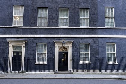 Общество: Резиденцию премьера Великобритании огородили из-за подозрительного предмета