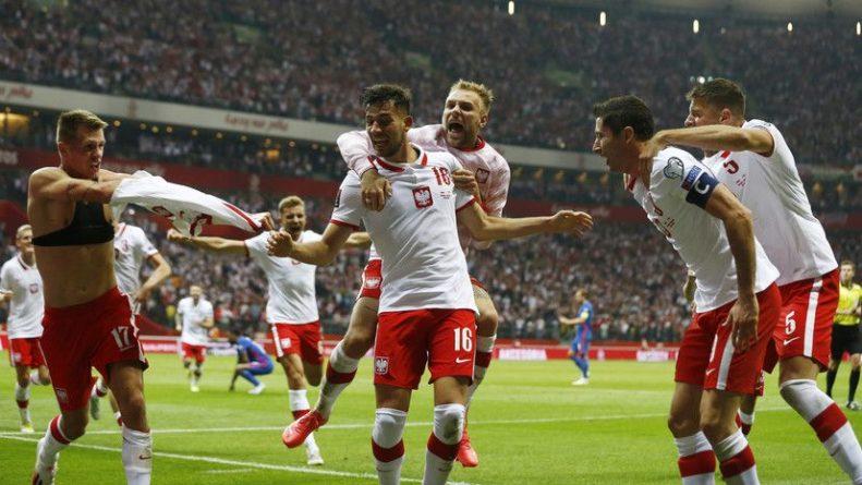 Общество: Англия сыграла вничью с Польшей в квалификации ЧМ-2022 по футболу