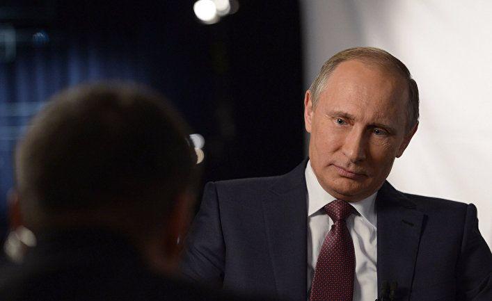 Общество: Пригрозившего Британии газовым кризисом Путина предупредили: «Это плохая идея» (Daily Express, Великобритания)