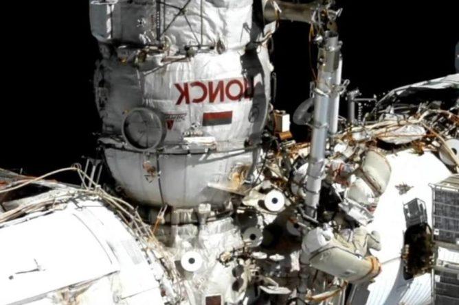 Общество: Британцы злорадно посоветовали российским космонавтам тушить пожар на МКС водкой