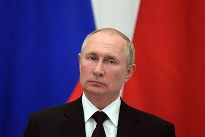 Общество: В Британии заявили о новом вызове Путина Западу