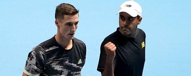 Общество: Рам и Солсбери выиграли US Open в мужском парном разряде