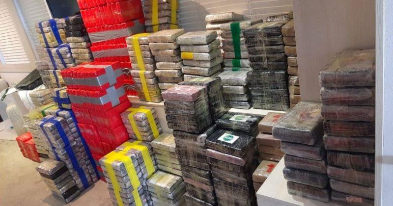 Общество: Наркодилеры из Никарагуа и Великобритании лишились полторы тонны кокаина на $166 млн