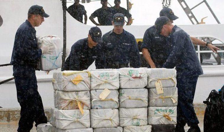 Общество: В водах Великобритании задержали яхту с крупной партией наркотиков на борту