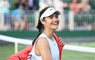 Общество: 18-летняя британка стала сенсационной победительницей US Open