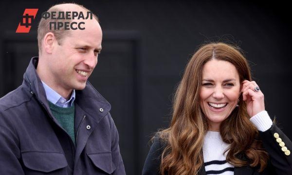 Общество: Британцы восхищаются детьми принца Уильяма и Кейт Миддлтон