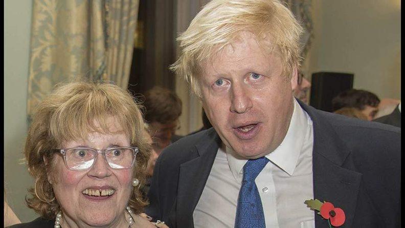 Общество: Умерла мать премьера Великобритании Бориса Джонсона
