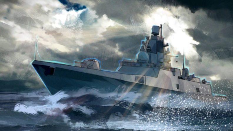 Общество: Великобритания запаниковала при появлении корабля ВМФ России в водах Ла-Манша