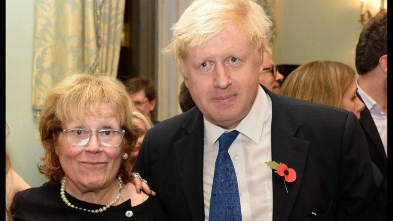 Общество: Скончалась мать премьера Великобритании Бориса Джонсона