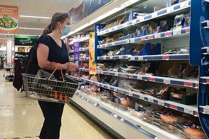 Общество: Цены в Британии подскочили до рекорда
