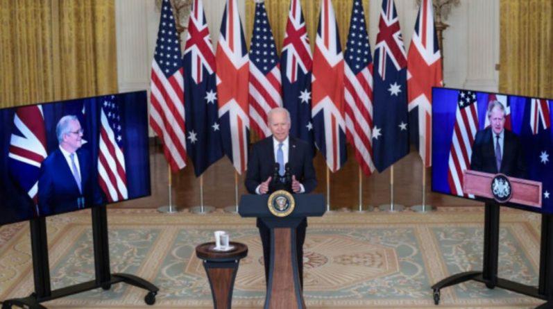 Общество: США, Австралия и Великобритания создали новый альянс