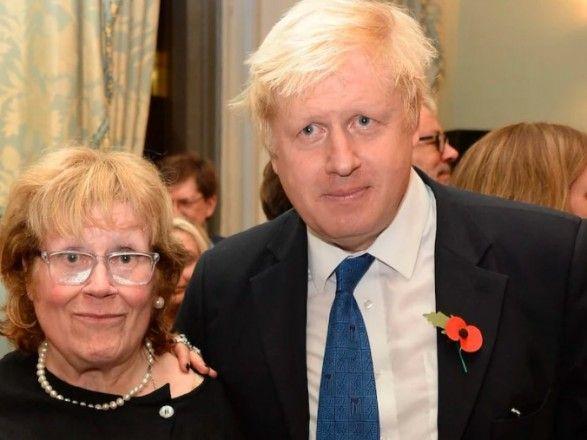 Общество: Умерла мать премьер-министра Великобритании Бориса Джонсона