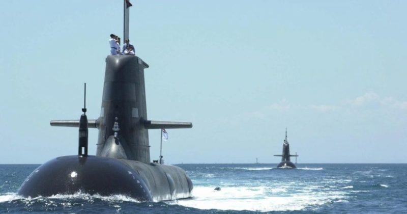 Общество: Австралия приобритет от 8 атомных подводных лодок в рамках соглашения с США и Британией