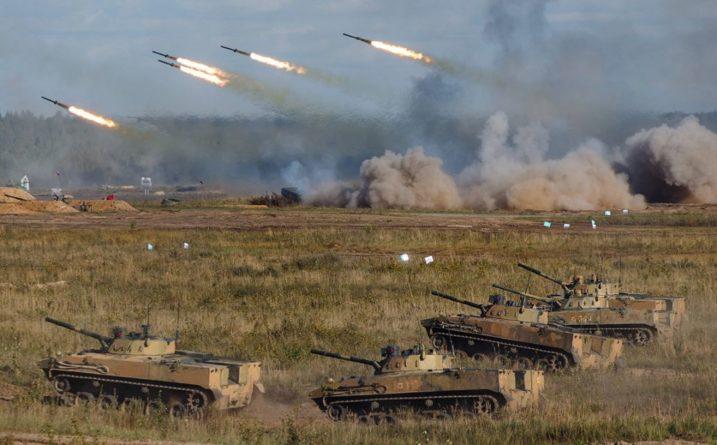 Общество: В ВС Британии утверждают, что учения «Запад-2021» были «репетицией» вторжения в Польшу и Прибалтику