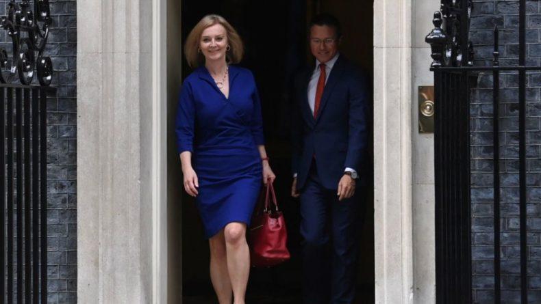 Общество: В Великобритании сменился министр иностранных дел