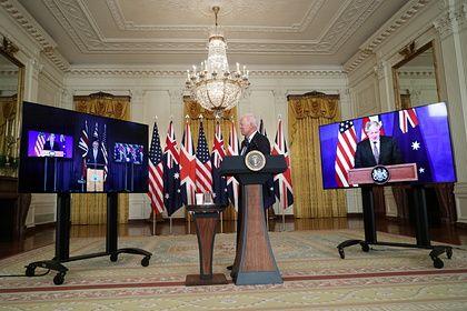 Общество: Раскрыты подробности договора США, Британии и Австралии об оборонном партнерстве