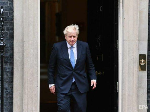 Общество: У премьер-министра Великобритании Джонсона умерла мать