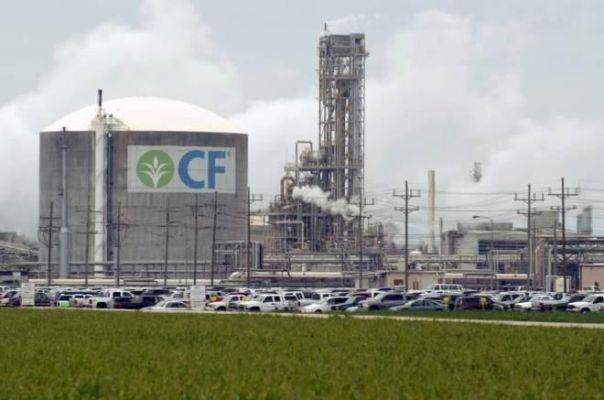 Общество: В Британии из-за цен на газ останавливаются заводы