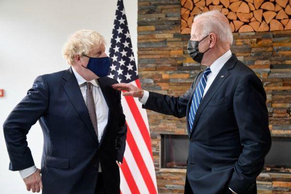 Общество: СМИ: Президент США и премьер Британии обсудят Китай при личной встрече