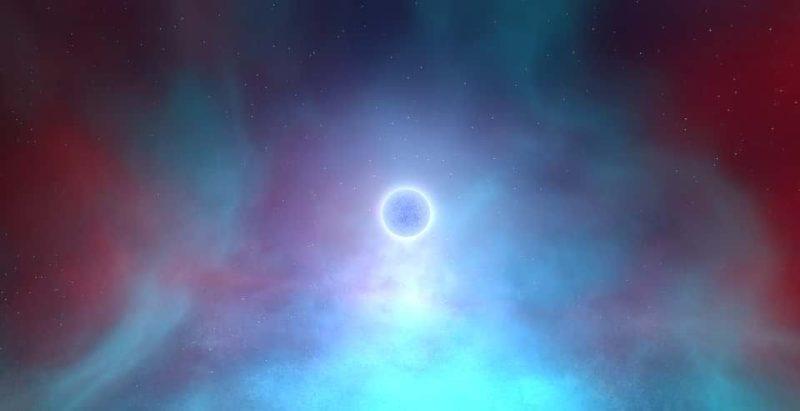 Общество: Ученые из Великобритании заявляют о возможном получении свидетельств существования темной материи и мира