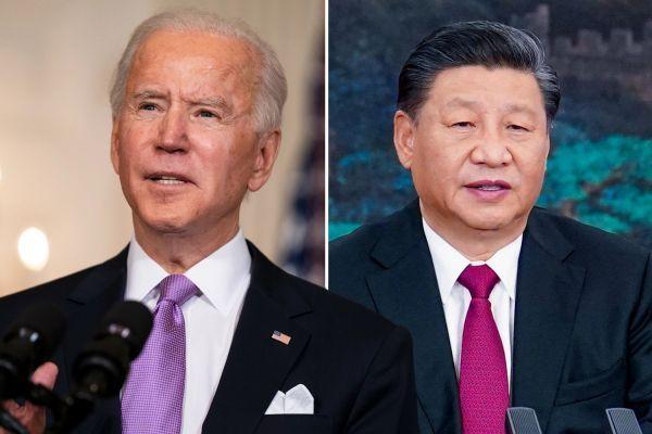 Общество: Байден не обсуждал с Си Цзиньпином военное партнерство США, Британии и Австралии