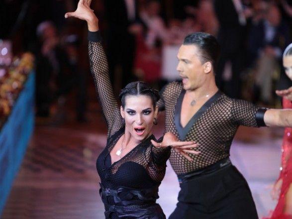 Общество: Украинцы торжествовали на международных соревнованиях по спортивным танцам в Великобритании