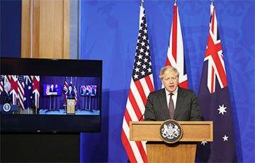Общество: США, Британия и Австралия организовали союз против Китая: что известно?