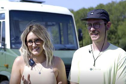 Общество: Вернувшиеся из поездки на фургоне британцы рассказали о «худшем опыте в жизни»