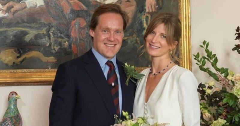 Общество: Женился друг принца Гарри и самый завидный холостяк Великобритании