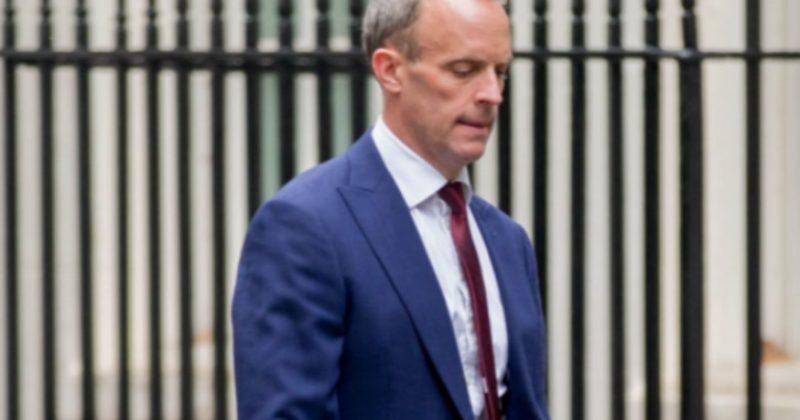 Общество: Рааб лишился должности главы МИД Великобритании из-за Афганистана