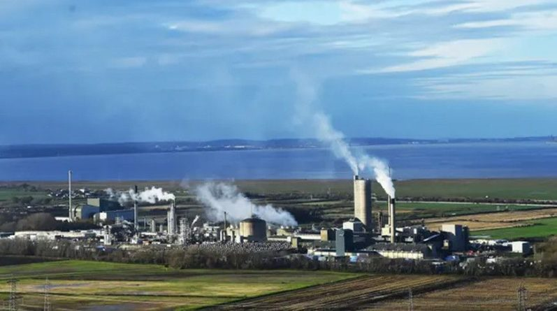 Общество: В Великобритании два завода приостановили работу из-за высоких цен на газ
