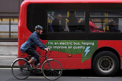 Общество: Лондон задумал пересесть на электрические автобусы