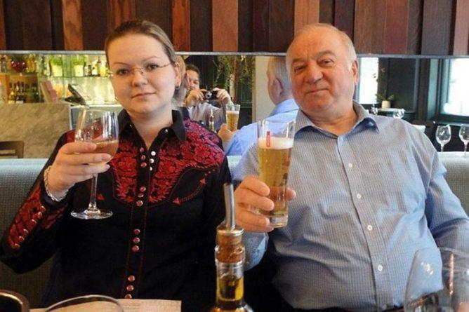 Общество: Британия назвала россиянина Дениса Сергеева третьим отравителем Скрипалей