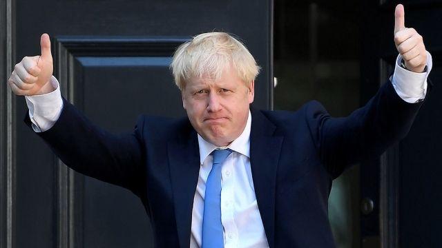 Общество: Борис Джонсон хочет наладить отношения с Францией после скандала из-за подводных лодок