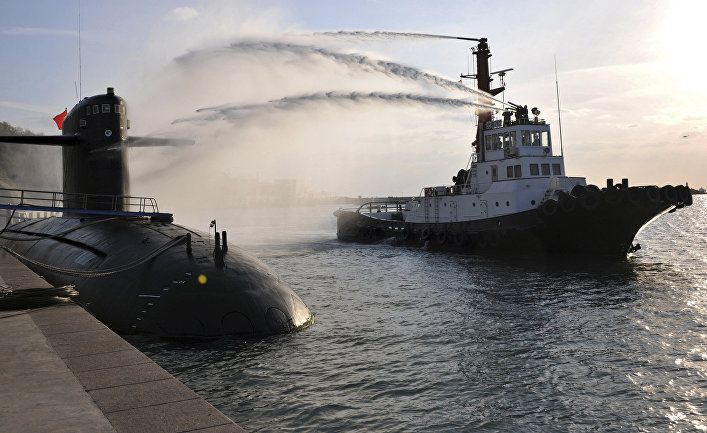 Общество: Гуаньча (Китай): США и Великобритания будут помогать Австралии строить атомные подводные лодки. Байден настаивает, что «этот шаг не нацелен на Китай»