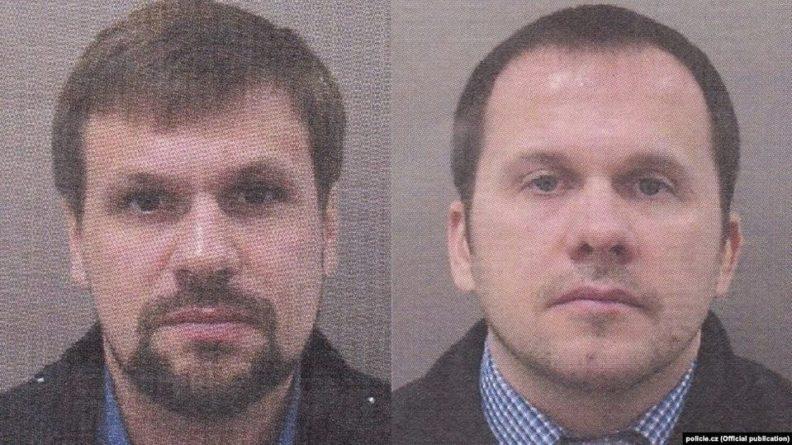 Общество: Британия выдвинула обвинения «другу» Петрова и Боширова (фото)