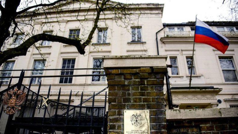 Общество: Посольство России считает недопустимыми высказывания Лондона о выборах в Госдуму