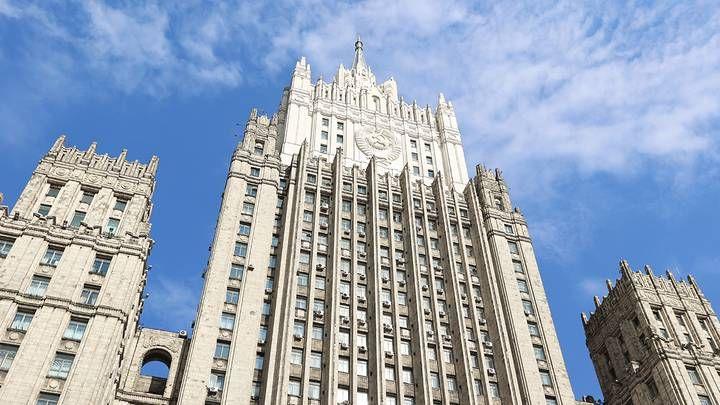 Общество: В МИД РФ заявили, что Лондон использует дело Скрипалей для давления на Москву