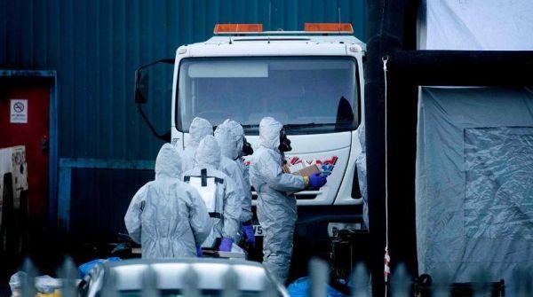 Общество: Российский дипломат вызван в МИД Британии по делу Скрипалей