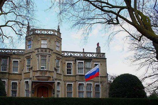 Общество: В МИД Великобритании вызван советник-посланника посольства РФ из-за дела Скрипалей