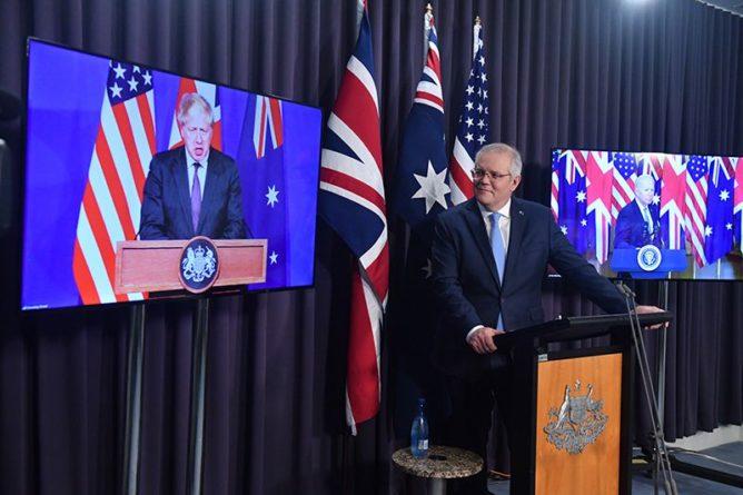 Общество: ЕС не знал о создании нового альянса США, Британии и Австралии