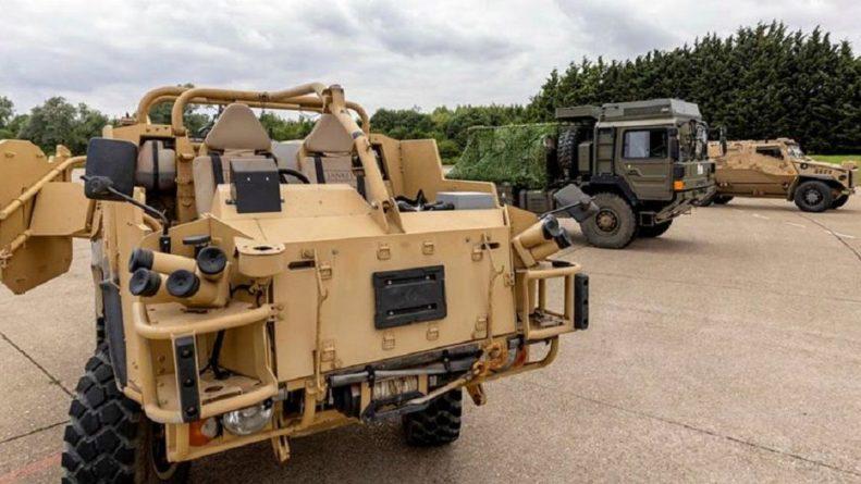 Общество: Британия развивает программу электромобилей для армии