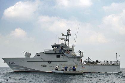 Общество: Британия показала новый катер для ВМС Украины